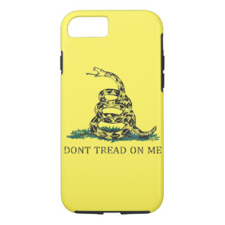Dont Tread On Me - Distressed iPhone 7 Case