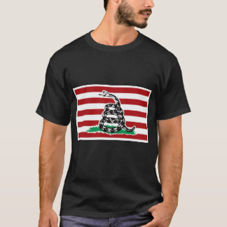 DONT TREAD ON ME FLAG - NO TEXT - T-SHIRT