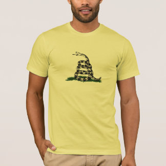 Dont Tread On Me - Gadsden Flag T-Shirt