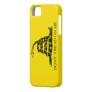 Don't Tread On Me iPhone 5/5S Cover
