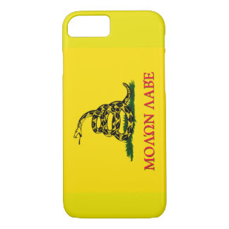 Don't Tread on Me iPhone 7 Case