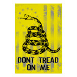 Dont Tread On Me Large Poster