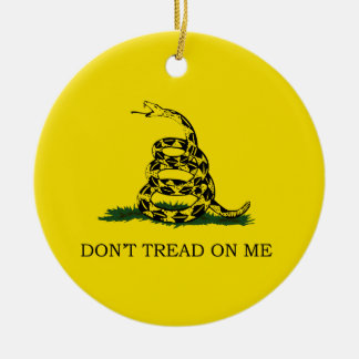 Don't Tread On Me Ornament
