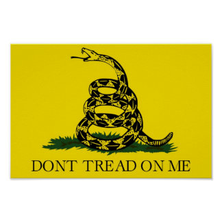 Dont Tread on Me poster