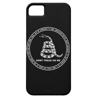 DON'T TREAD ON ME Products iPhone 5 Covers