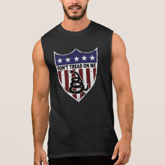 Don't Tread On Me Sleeveless Shirt