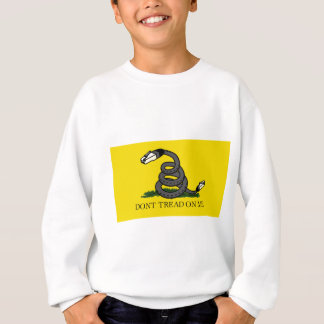 dont-tread-on-net2 sweatshirt