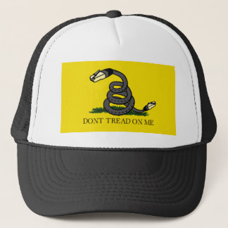 dont-tread-on-net2 trucker hat