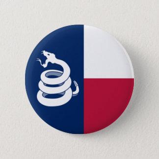 """Don't Tread On Texas"" button"