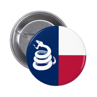 """Don't Tread On Texas"" button"