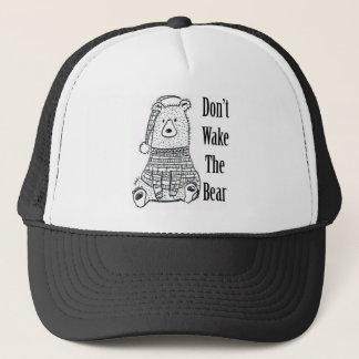 Don't Wake The Bear Trucker Hat