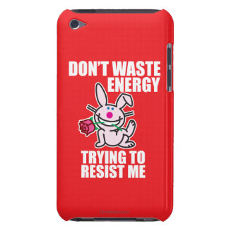 Don't Waste Energy iPod Case-Mate Cases
