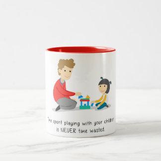 Don't waste time - Mug