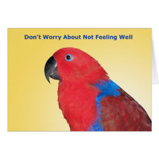 Don't Worry Card