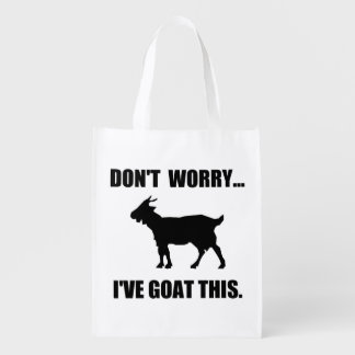 Don't worry... I've goat this Market Totes