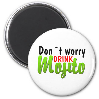 Dont Worry Magnet