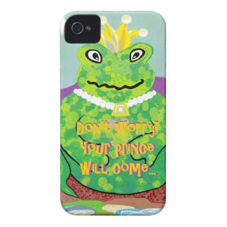 Don't Worry Your Prince Will Come iPhone 4 Cover