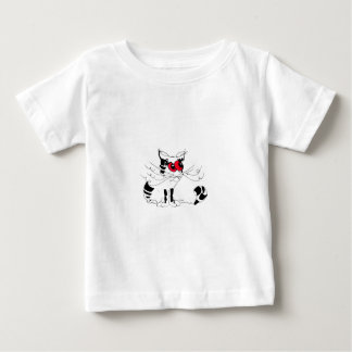 Don't you anger the cat baby T-Shirt