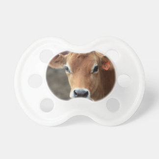 Don't you think I'm Pretty Jersey Cow Pacifier