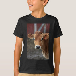 Don't you think I'm Pretty Jersey Cow T-Shirt