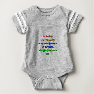 donttouch baby bodysuit