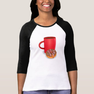 Donut and Coffee T-Shirt