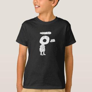 Donut Boy Kids T-Shirt