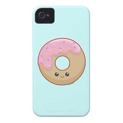 Donut iPhone 4 Cover