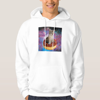 Donut cat-cat space-kitty-cute cats-pet-feline hoodie