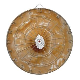 Donut dart board