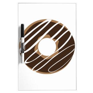Donut Dry Erase White Board