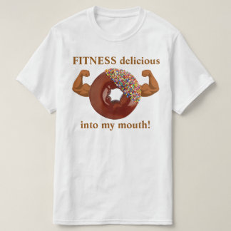 Donut Fitness T-Shirt