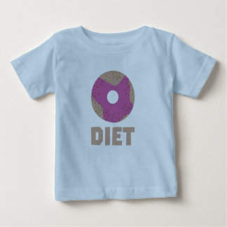 Donut for Diets Z958r Baby T-Shirt