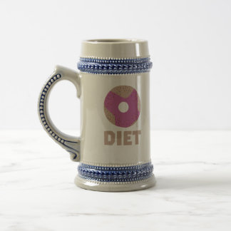 Donut for Diets Z958r Beer Stein