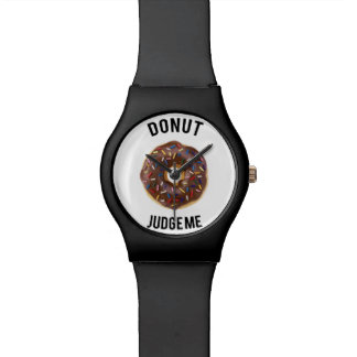 Donut judge me watch