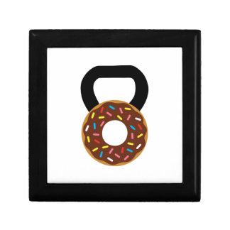 Donut Kettlebell Gift Box