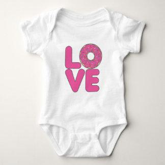Donut Love Baby Bodysuit