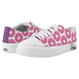 Donut Love Low-Top Sneakers