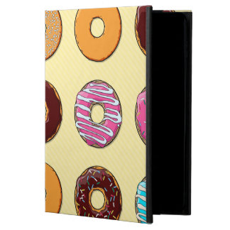 Donut Pattern on Yellow Powis iPad Air 2 Case