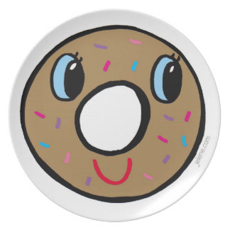 Donut Plate