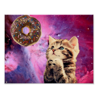 cool things to paint cat posters zazzle canada 31375