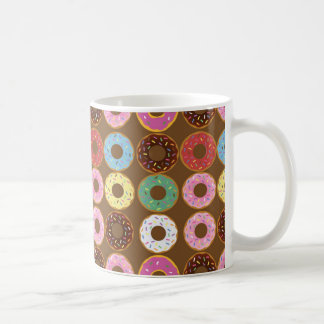 Donut Round Coffee Mug