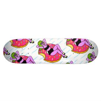 donut skate deck