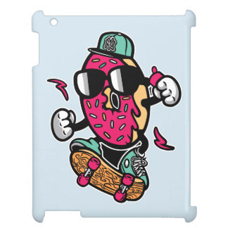 Donut Skater iPad/iPad Mini, iPad Air Case