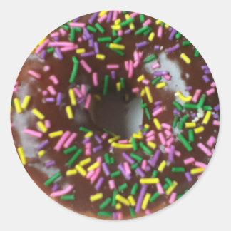 Donut Stickers
