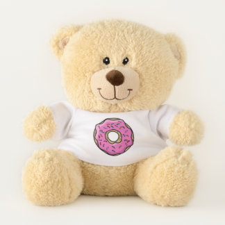 Donut Teddy Bear
