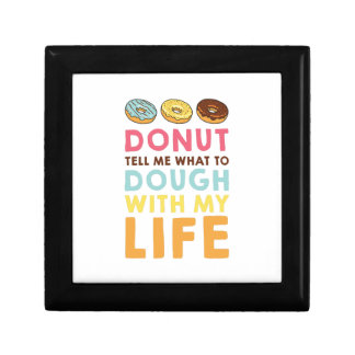 Donut Tell Me Gift Box