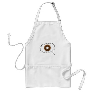 DONUT THOUGHT STANDARD APRON