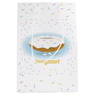 Donut with Sprinkles | Gift Bag