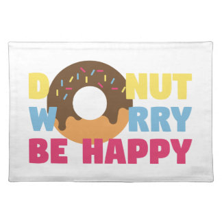 Donut Worry Placemat
